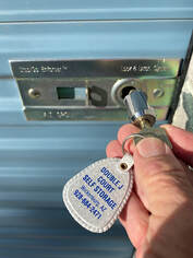 Double J Self Storage Advanced Security Lock