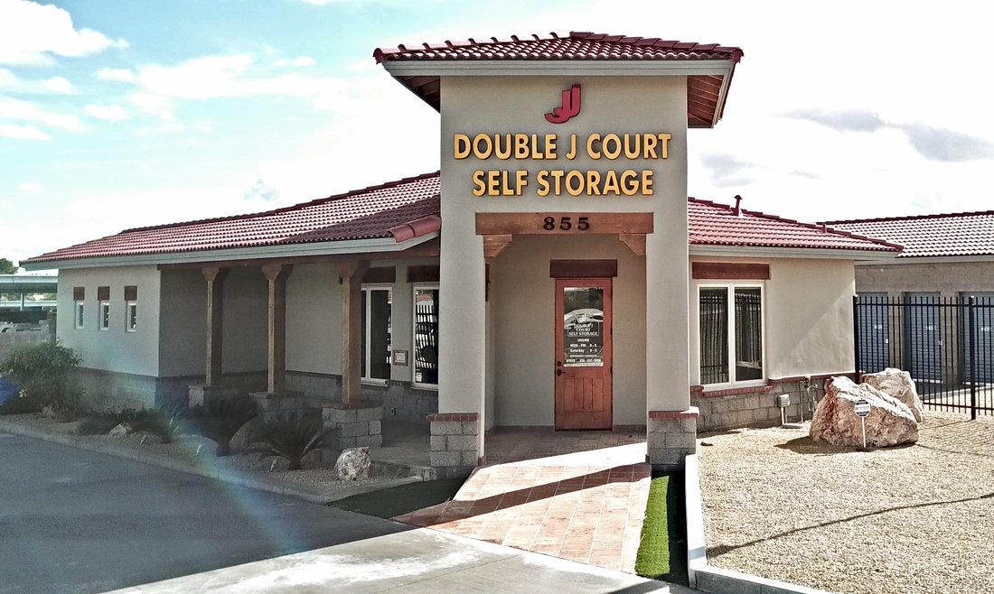Double J Court RV Storage